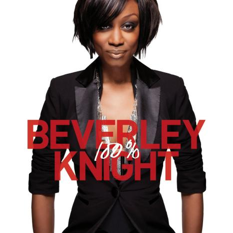 "Beverley Knight reveals album cover for ""100%"" « LOFT965."