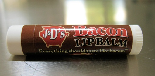 J&Ds bacon lip balm