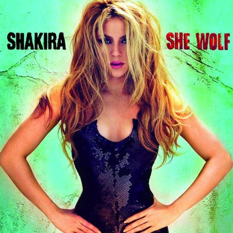 """shakira album she wolf. Shakira#39;s album """"She Wolf"""" has"""