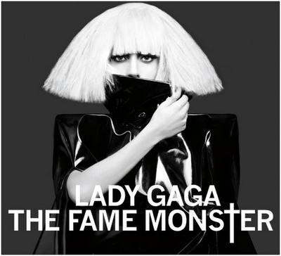 Lady Gaga Fame Monster Album Cover. The Fame Monster will feature
