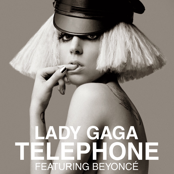 Lady Gaga Alejandro Single. Official single cover for Lady