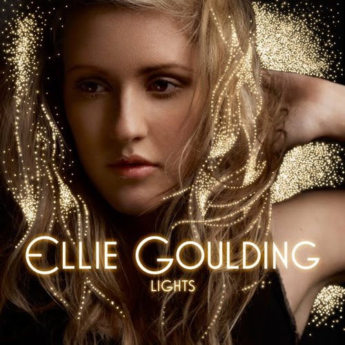 We originally though this amazing cover was Ellie Goulding's artwork for
