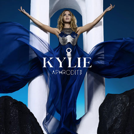 kylie minogue album cover. Not only did we get the album