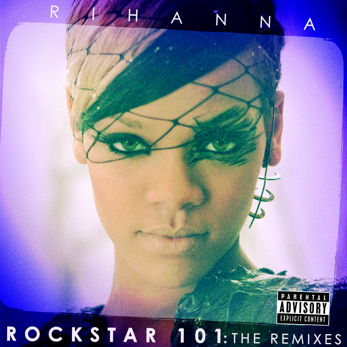 rihanna new album cover 2010