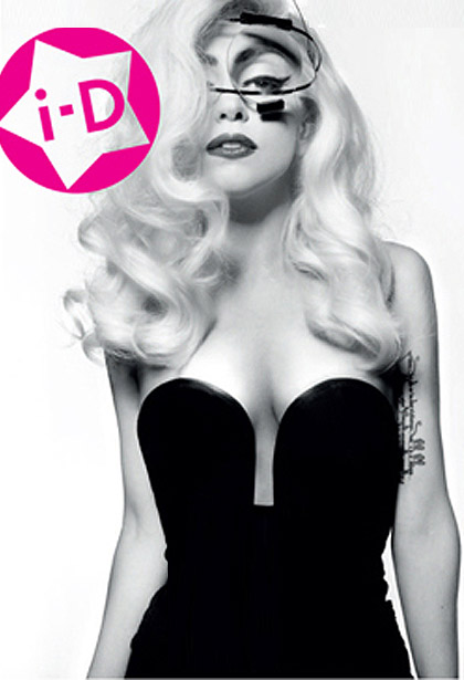 marselip 叶俊华™: 女神卡卡 Lady Gaga covers I.D. magazine Lady Gaga