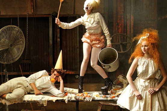 Lady Gaga Vanity Fair Photo. Lady Gaga has been trying to