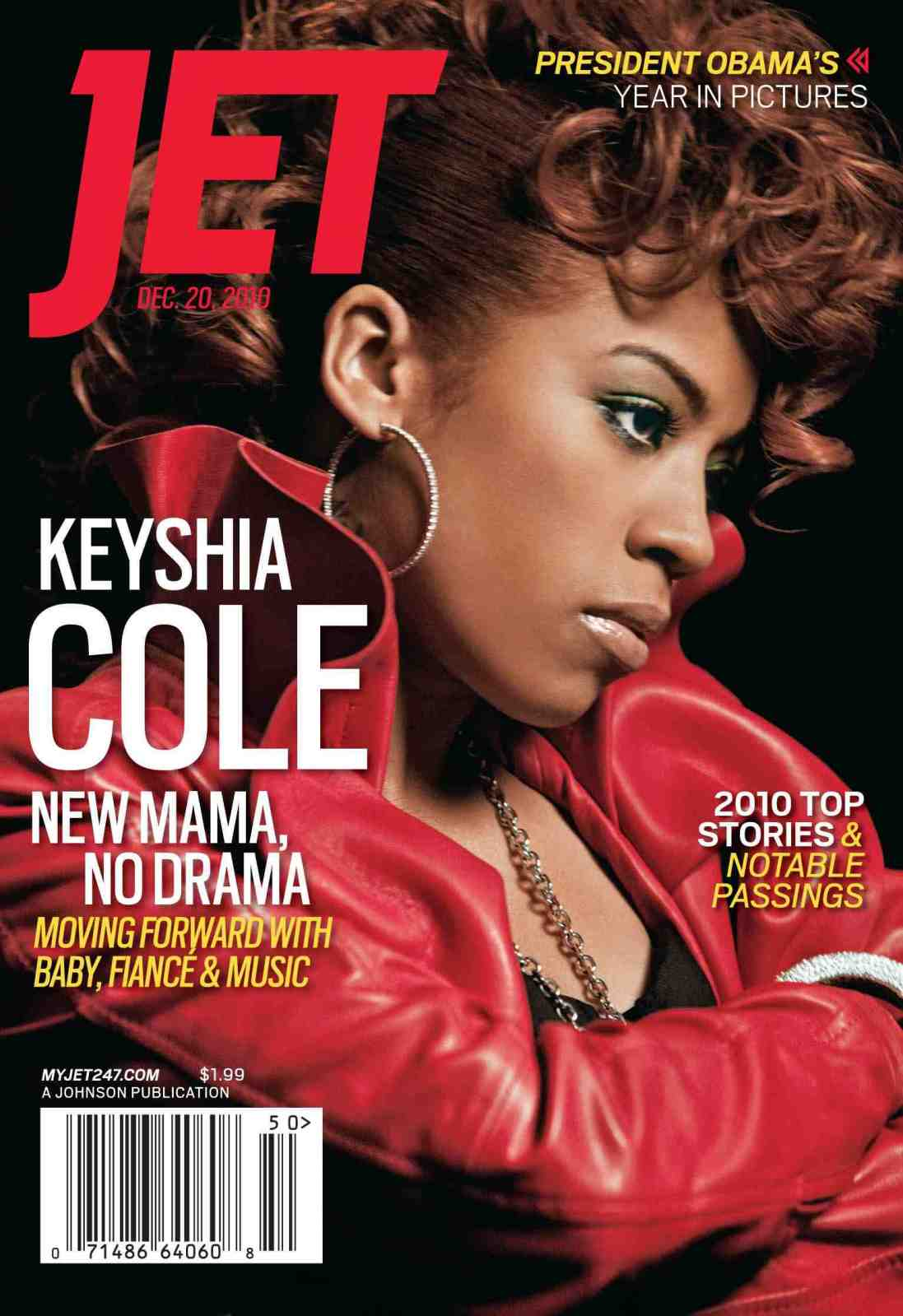 Keyshia Cole covers latest