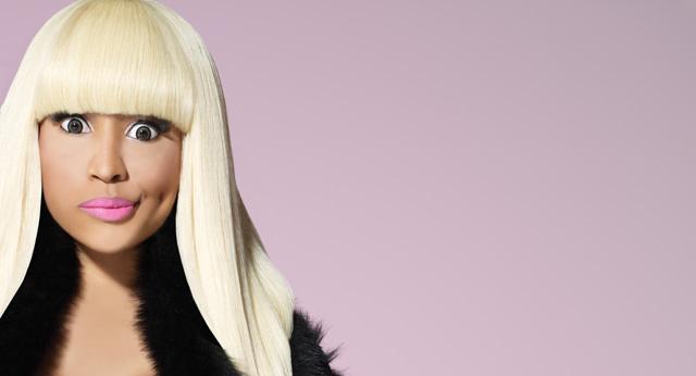 Description: Nicki Minaj creates a new T4 style icon.