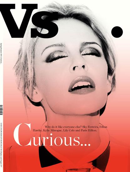 kylie minogue album artwork. Kylie Minogue covers Vs