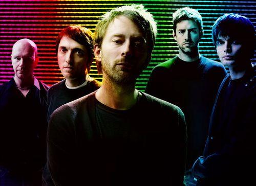 Radiohead Rainbow