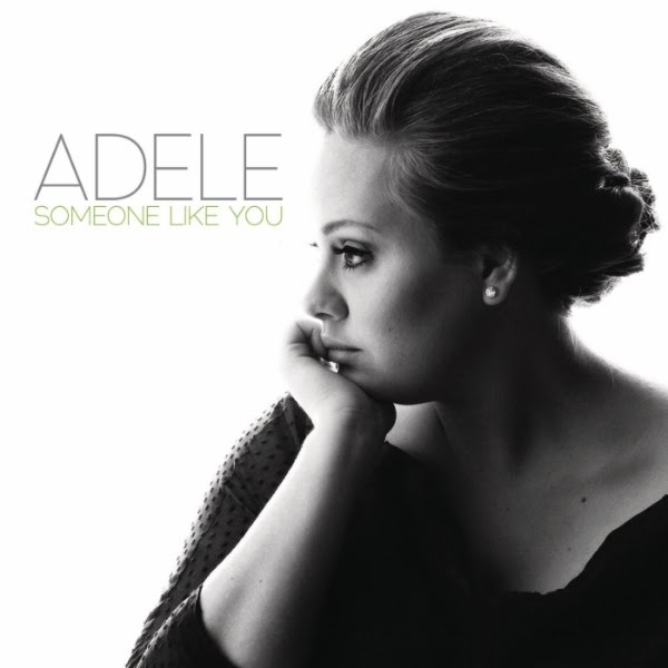 Adele - Someone Like You - Single Cover