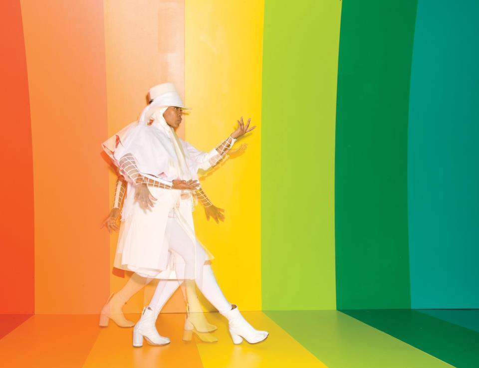 erykah badu rainbow