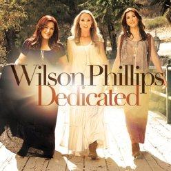 wilson philips cover artwork dedicated