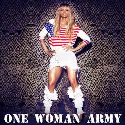 one woman army ciara album cover artwork