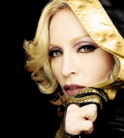 madonna 2012 gold new