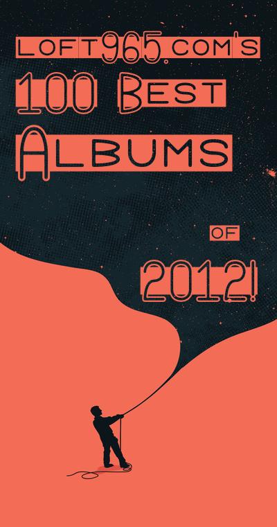 albums 2012 best