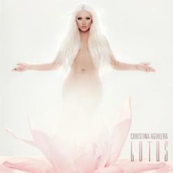 christina aguilera lotus cover new leak