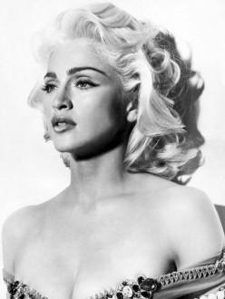 Madonna+Beautiful