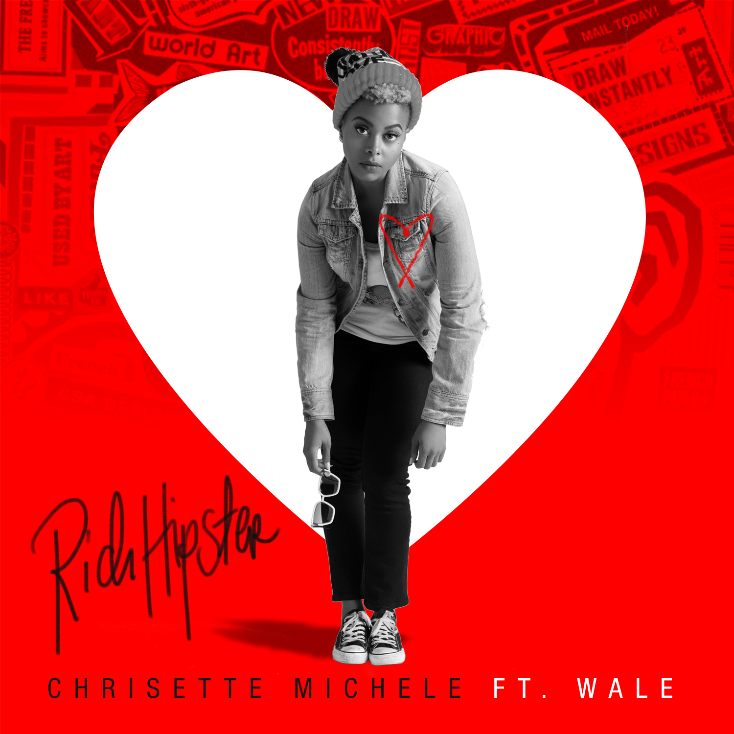 cover rich hipster chrisette michele