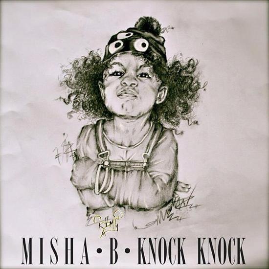 knock misha b cover