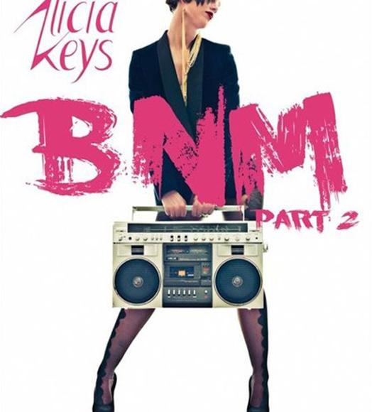 alicia keys cover art brand new me bnm part 2