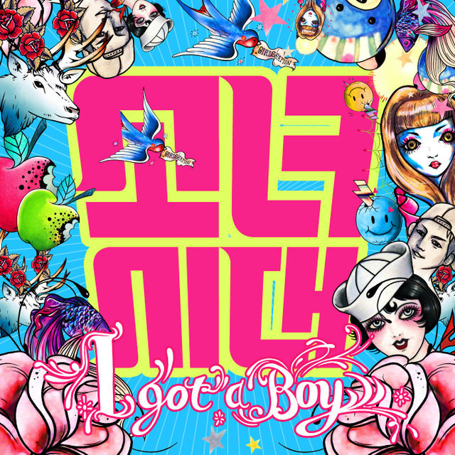 Girls generation- I got a boy