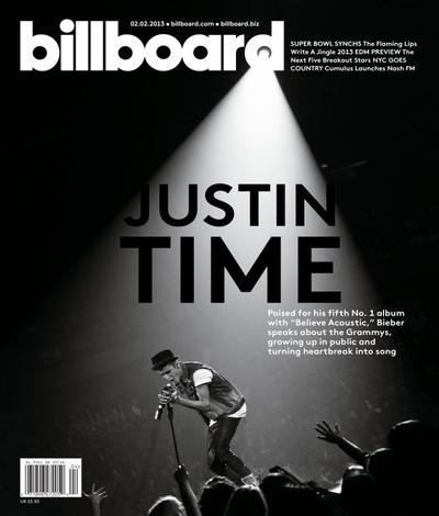 Justin Billboard