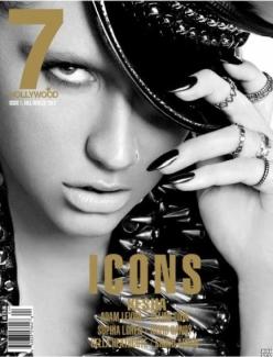 kesha covers 7 hollywood