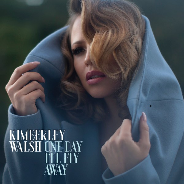 kimberely walsh one day i'll fly away cover sleeve