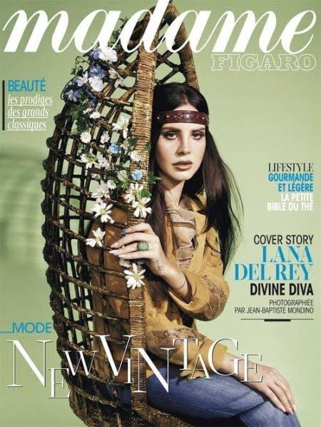 Lana Del Rey cover magazine