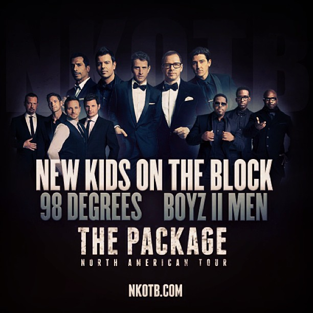 nkotb boyz ii men 98 degrees