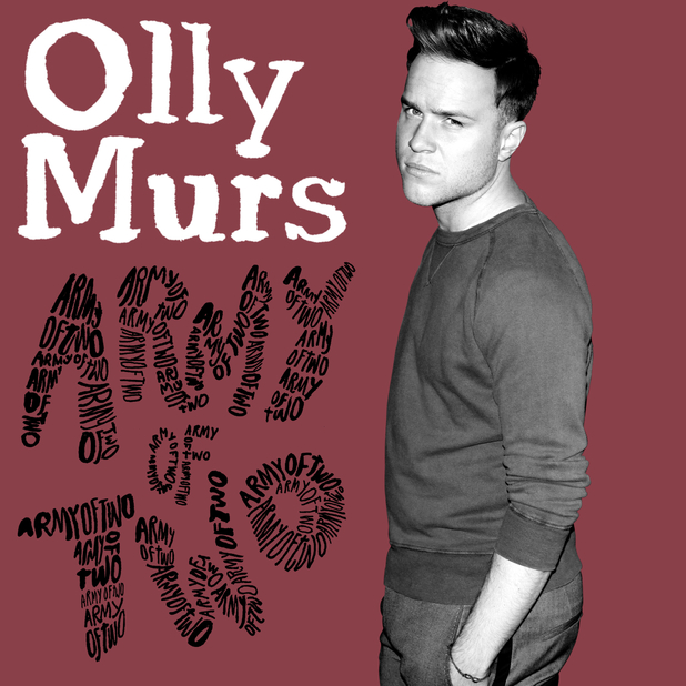 olly murs army of two new single