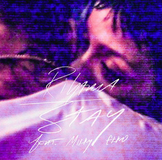 Rihanna-reveals-single-cover-for-Stay-featuring-Chris-Brown