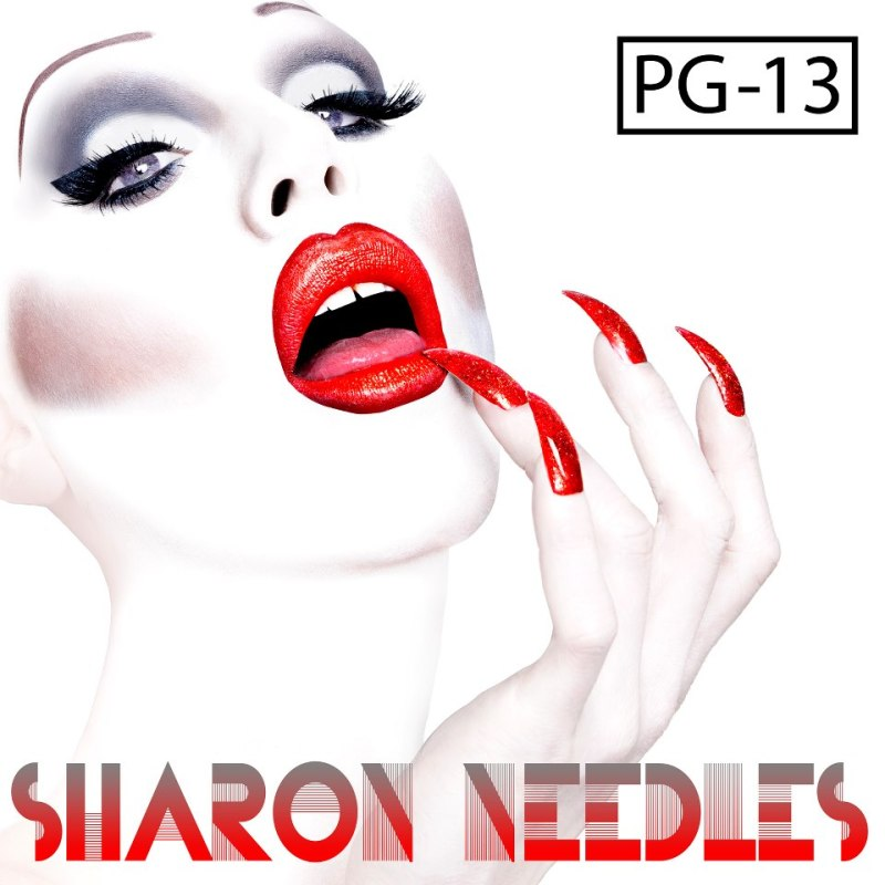 sharon needles album pg-13