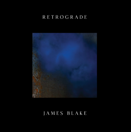 %22Retrograde%22 by James Blake album cover