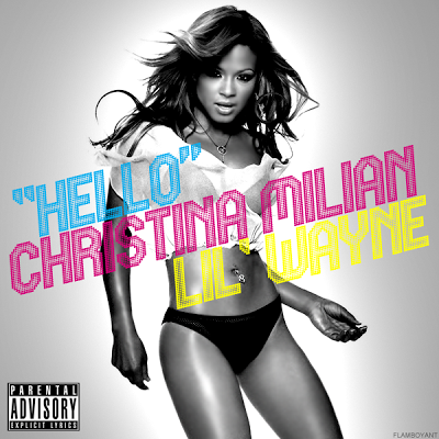 christina milan new single cover