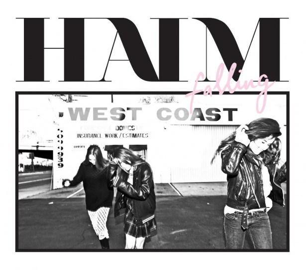 falling haim new single