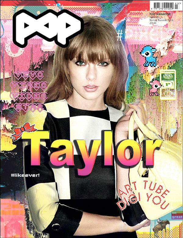 pop magazine new single album taylor swift