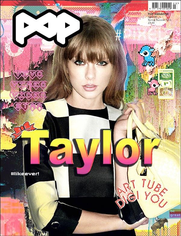 pop magazine new single album taylor swift