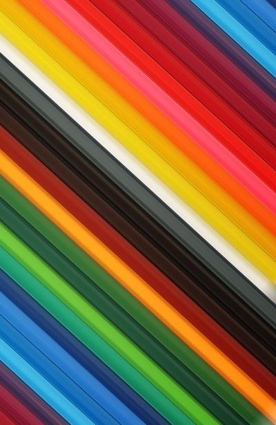 sharp rainbow background