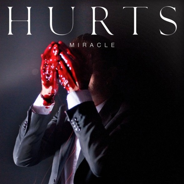 hurst albums single cover