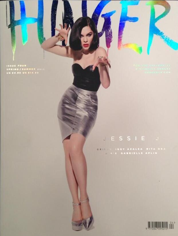 jessie j magazine