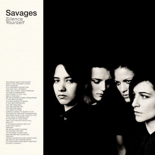 savages-silence-yourself-album-artwork