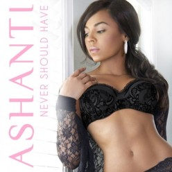 ashanto never should have single cover