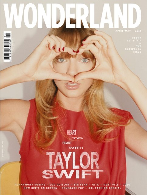 taylor swift magazine cover