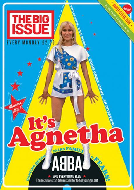 agnetha faltskog abba cover