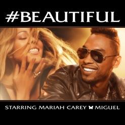 mariah carey miguel new beautiful cover art