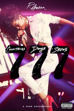 Rihanna DVD 777