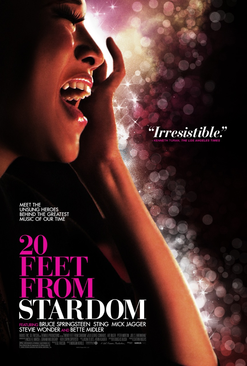 twent feet from stardom